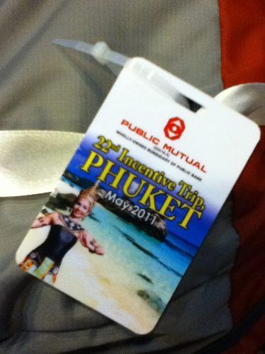 Teaser Aku Travel ke Phuket Thailand