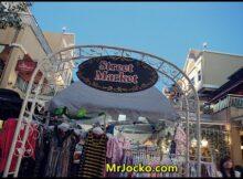 Apa Yang Best di Street Market The Curve Hujung Minggu