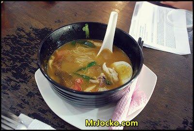 Review restoran Aroma Thai, Damansara Perdana