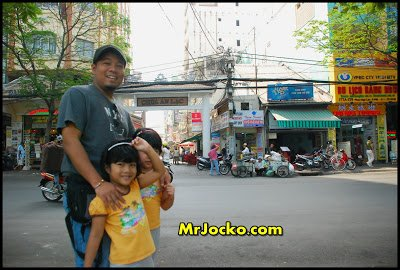 tempat menarik di Ho Chi Minh