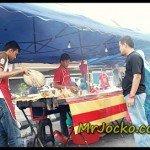 Mencari Satay di Pasar Malam TTDI