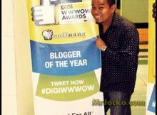 DIGI WWWOW AWARD 2012