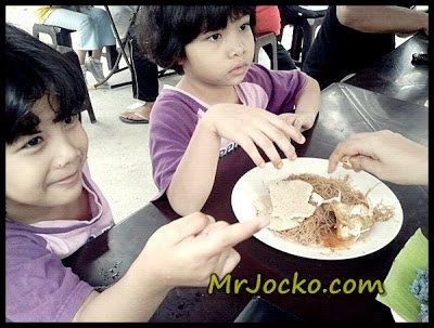 Nasi Kerabu Terbaik Di Seksyen 6, Kota Damansara