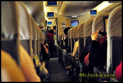 Pengalaman Pertama Menaiki Japan Airlines JAL
