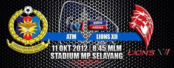 ATM VS LIONS XII