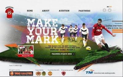 Program Mencari Ramli Musim 2 TV3 Tajaan Telekom Malaysia