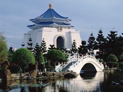 Tempat Menarik Di Taipei Taiwan