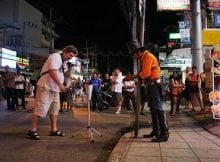 Show Menarik Di Sepanjang Bangla Street Phuket