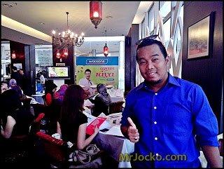 Azam Raya Bersama Watsons Malaysia