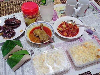 RM5.00 Untuk Nasi Beriyani Kosong, Mahalnya