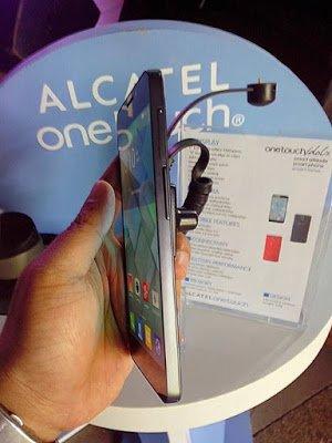 Pelancaran Alcatel OneTouch IdolX