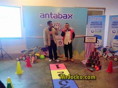 Rancangan Lat-Tali-Lat Antabax Astro Ria