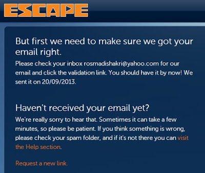 Promosi Celcom Escape