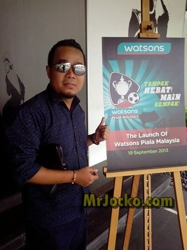 Pelancaran Kad VIP Watsons Malaysia