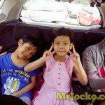 Anak-anak Selesa Dengan Honda Hybrid