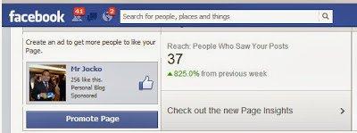 Pengalaman Promosi Iklan Di Facebook
