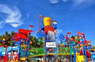 Legoland Water Theme Park