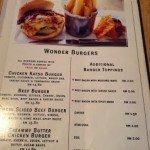 Menu Beef Burger Di Wondermama Bangsar Village