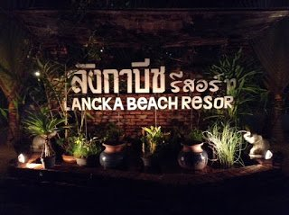 Review Hotel Langka Beach Resort Satun Thailand