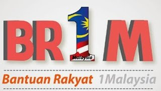 Duit BR1M Malaysia