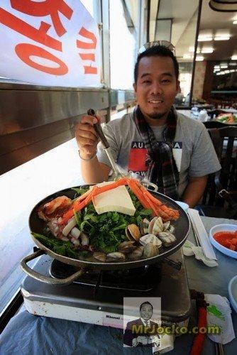 Makanan Steamboat Di Korea