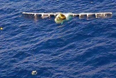 kapal-terbang-terhempas-di-laut