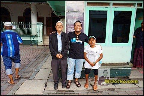 Makam Walisongo Sunan Ampel Di Surabaya