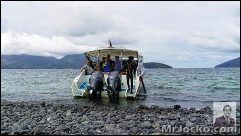 Pengalaman Koh Hin Ngam Pulau Batu Hitam Unik Di Satun