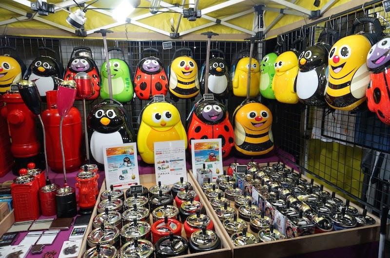 Pasar Malam Uptown Di Dongdaemun Seoul