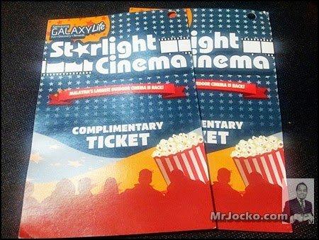 Starlight Cinema Samsung