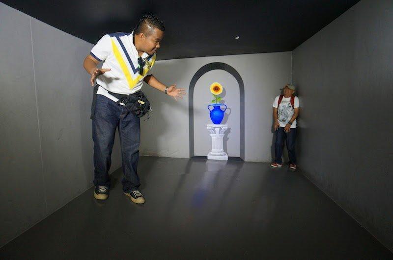 Pengalaman Di Trick Eye Museum Seoul