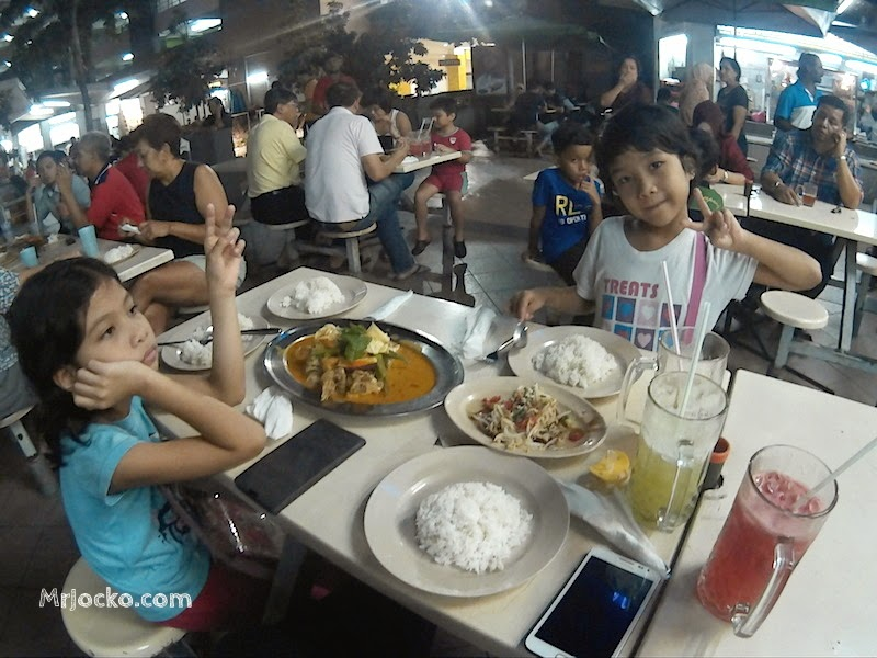 Julin Xuan Padang Fish Head Curry Damansara