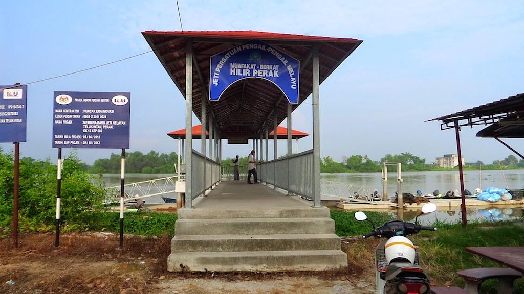 Pengalaman Trip Memancing Udang Galah Di Sungai Perak
