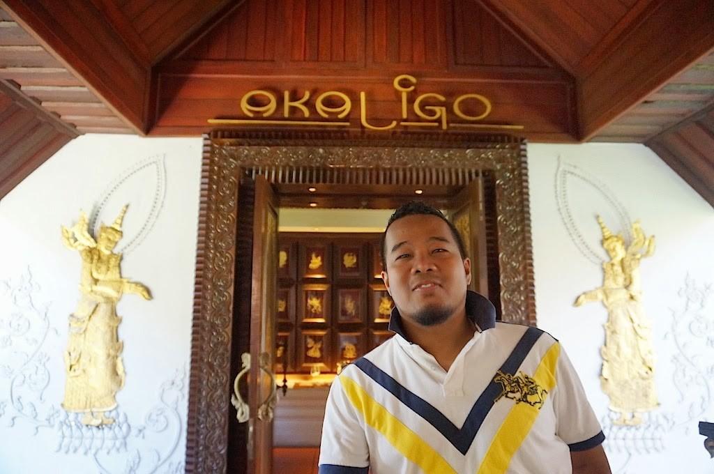 Akaligo Dhara Dhevi Resorts Chiang Mai Makan Tengahari