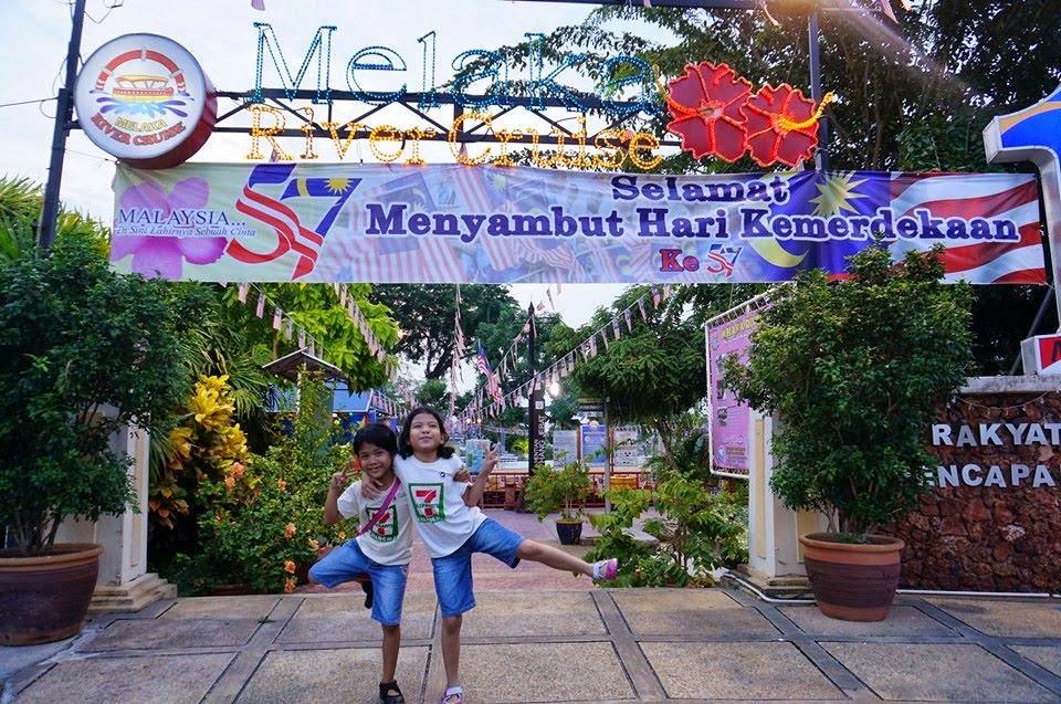 Melaka Cruise Di Taman Rempah