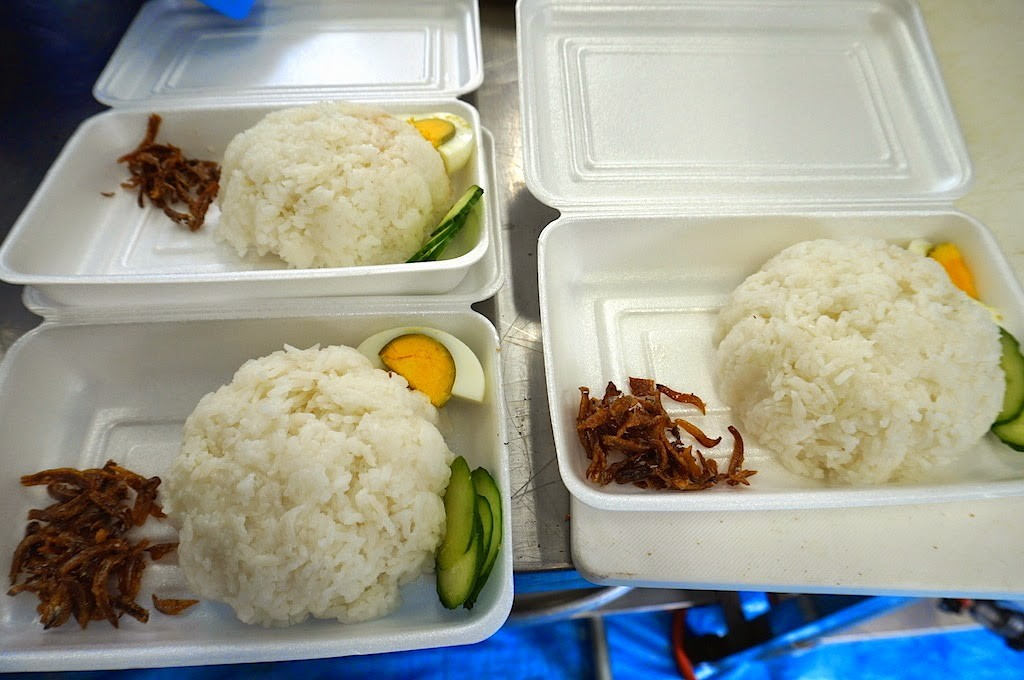 Nasi Lemak di Jepun