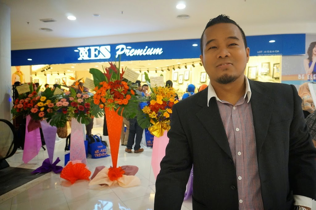 Grand Opening XES Premium Boutique Quill City Mall Kuala Lumpur