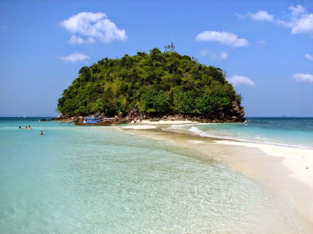 Pulau Terkenal Di Krabi Lokasi Snorkeling