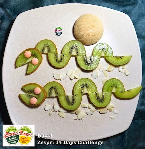 zespri-14-days-challenge-day-2
