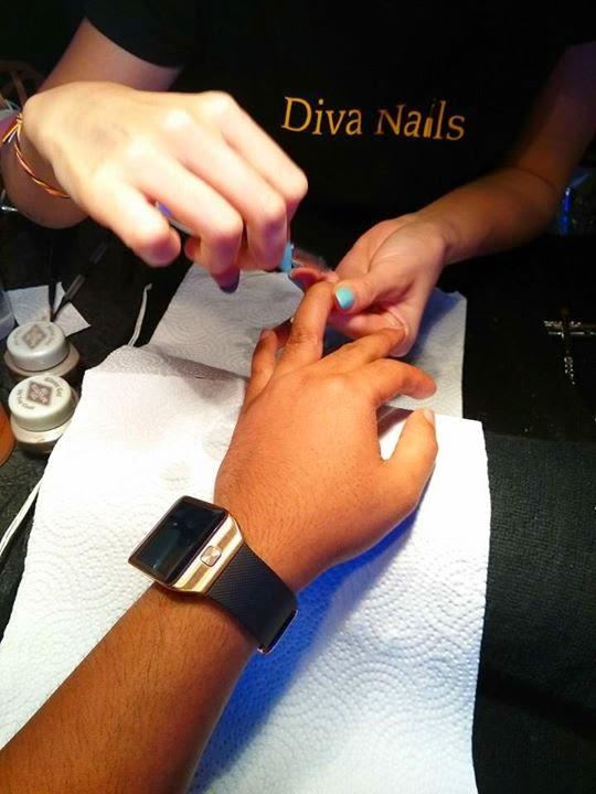 Manicure Untuk Lelaki : Tatarias Kuku