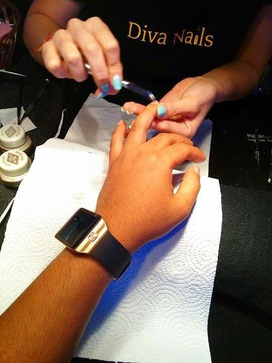 Manicure Untuk Lelaki : Tatarias Kuku Lelaki
