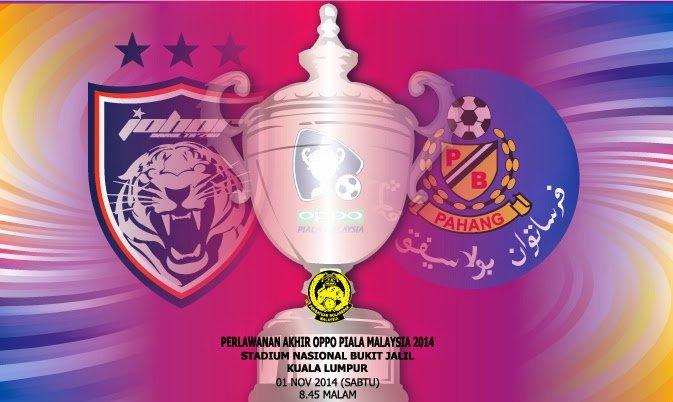 Di Sebalik Tabir Perlawanan Akhir OPPO Piala Malaysia 2014