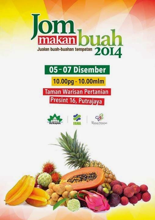 Karnival Jom Makan Buah 2014