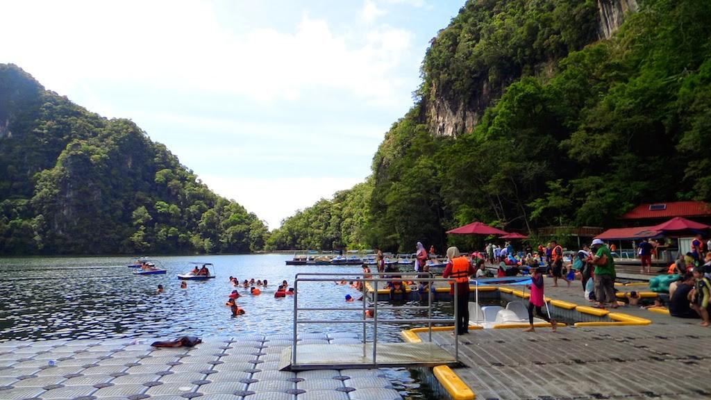 Pulau Dayang Bunting Langkawi Geoforest Park