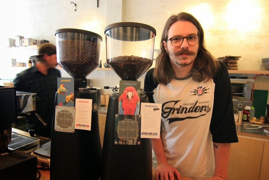 Lt. Nic Coffee Shop