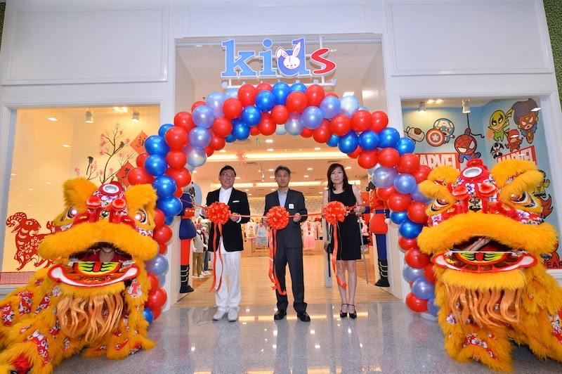 Kids_Gallery_One_City_Launch_USJ