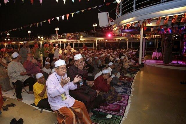 Pelayaran_Islamik_Cruise_Pertama_Di_Dunia
