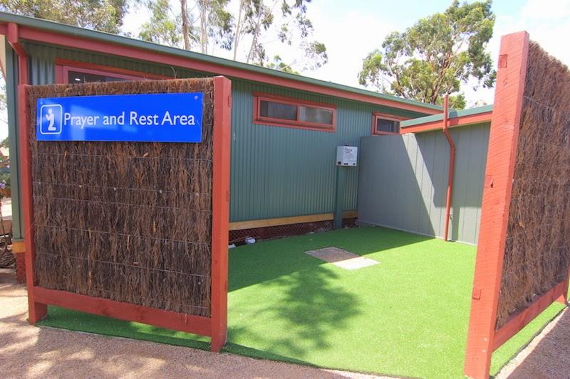 Ruang Solat Maru Koala & Animal Park Phillip Island