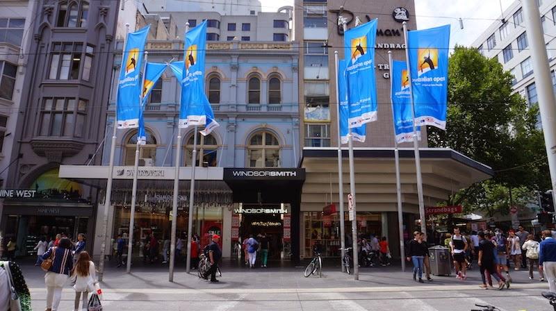 Gambar Sekitar Bandar Melbourne Australia