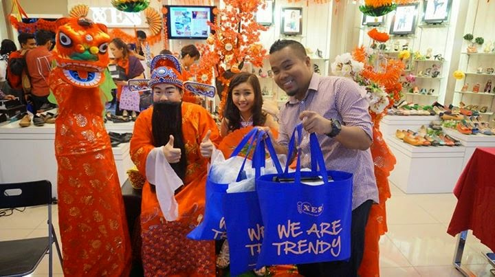 Be_Stylish_With_XES Sempena Chinese New Year 2015